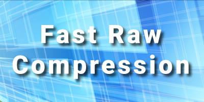 raw compression