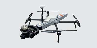alerion autonomous drone for wind turbine inspection